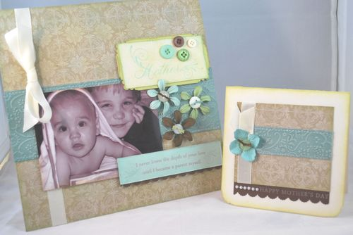 Mother Gift Card 1