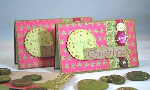 Communique Christmas Set