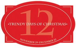 12 Trendy Days Logo